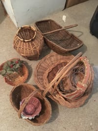 Group of baskets Oklahoma City, 73112