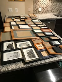 Photo frames, lot of 42 Syracuse, 13202