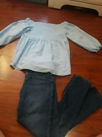 pants and blouse Donna, 78537