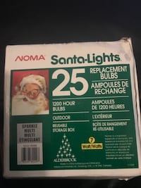 Could these Christmas replacement bulbs help your tight budget during the upcoming, hectic holidays? Calgary