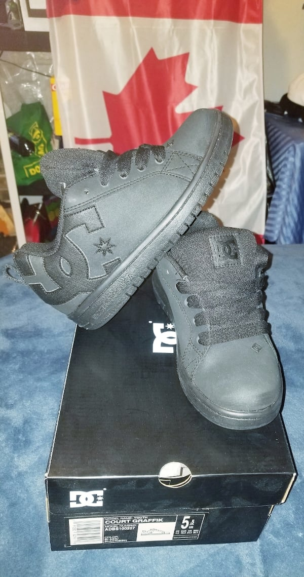 Brand New DC Skate Shoes  3