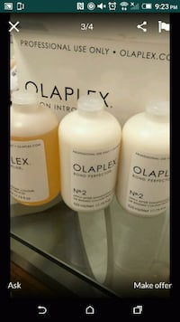 Olaplex salon kit, big Kit Hamden, 06514