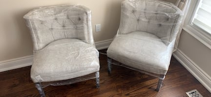 Bedroom/Living Room chairs