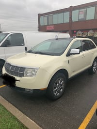 Lincoln - MKX - 2008 Vaughan