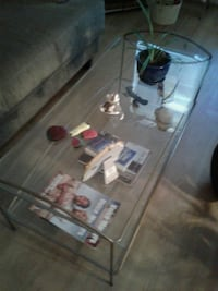 Glass coffee table. Westminster, 80234