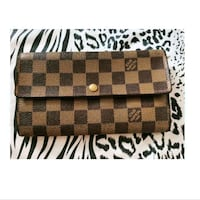 Used Louis Vuitton Sarah wallet Arna, 5260