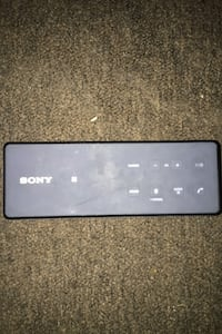 Sony Bluetooth speaker