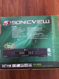 Satellite Receiver and Dish Surrey, V4A 8P1