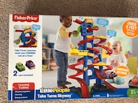 Fisher Price little people take turns skyway Germantown, 20876