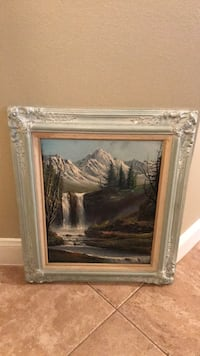 Real Painting with a fancy frame Apopka, 32712