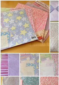 "New! Lot of 12""x 12"" Scrapbook Pages Montréal, H4M 2K7"