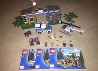Lego forest police station, cheap! Mississauga, L4X 1L5