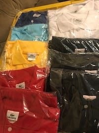 Brand new Lacoste's polo size Xl  Lawndale, 90260