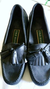 Cole Hahn black loafers