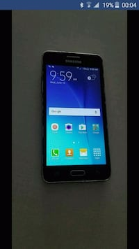 black SAMSUNG Galaxy Android smartphone screenshot Winnipeg, R3L 0C9