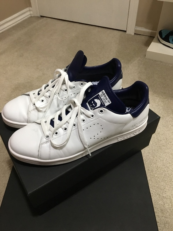 in stock 4a8b5 8c6d9 Raf simons Stan smith adidas size 11.5