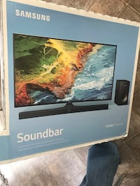 New Samsung 3 series sound bar 55 km