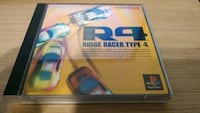 Ridge Racer Type 4 Ps1 Psx Psone 6420 km