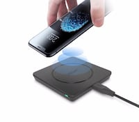 Brand New Vinsic Qi Wireless Charger-shipping option available  Ajax, L1S 0C8