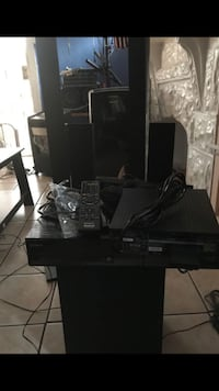 Sony blueray home theater system.  Los Angeles, 90063