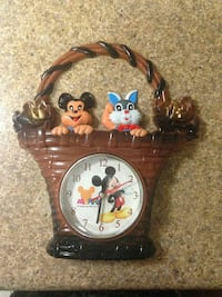 New Mickey mouse clock Harrison, 07029