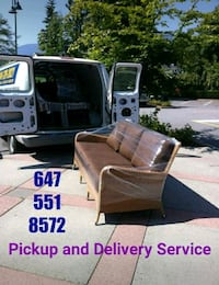 GTA Pickup and Delivery Service Oakville