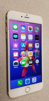 Iphone 6 Plus Gold 64gb  Springfield, 22150