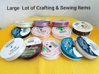 Large Lot of Crafts & Sewing Items Springdale, 72762