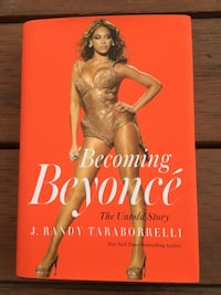 Like New Book: Becoming Beyonce Sidney, V8L 2T6