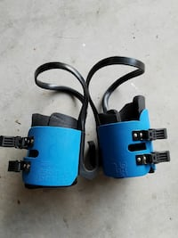 pair of blue gravity boots Ashburn, 20148