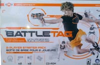 Battletag home laser tag game Calgary, T3H 3L3