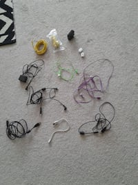 14 Assorted cords