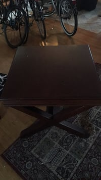 Rectangular black wooden coffee table Toronto, M4M