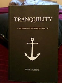 Tranquility by Billy Sparrow book Tumwater, 98512