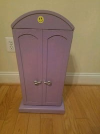 """Doll Armoire 25""""x12.5""""x5"""" (Wood) Winchester, 22602"""