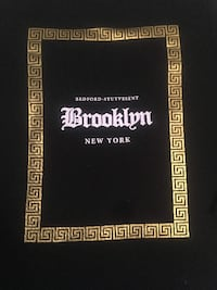 Brooklyn New York Sweater - Black VANCOUVER