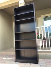 Beautiful Black Bookcase  Kissimmee, 34758