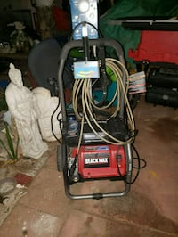 red and black pressure washer Tucson, 85713