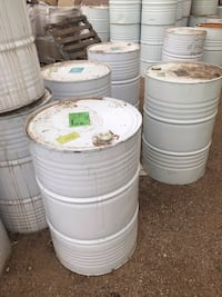 55 Gallon steel barrels Albuquerque, 87113