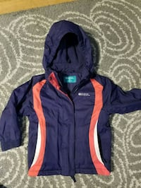 Kids size 3/4 winter jacket  Cambridge