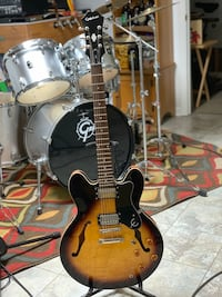 Epiphone Dot Guitar Like New Westminster, 21157