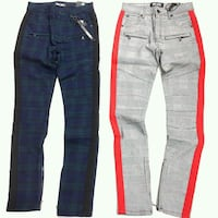 New pant with stripe Bronx