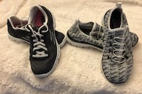 Skechers runners- size 7 $25 ea. or both for $45 Calgary, T2X 3B6