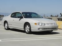 2003 Chevy Monte Carlo 1 Owner Low Miles Museum Condiiton