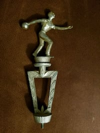 """Trophy toppers """"vintage"""" Wyoming"""