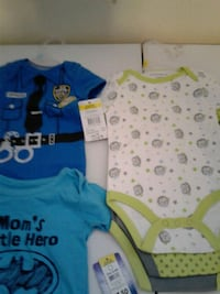 Infant Oneies  6/9 months