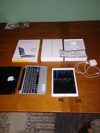 IPAD AIR 2 ( TOP OF LINE EVERYTHING)