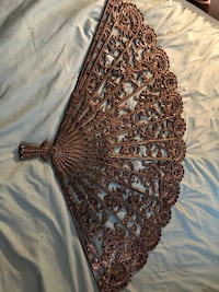 black and brown floral textile Gaithersburg, 20878