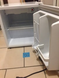 white single-door refrigerator Toronto