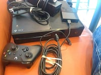 black Xbox One console with controller Alexandria, 22306